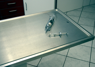 Stainless Steel Tables - Albuquerque, NM