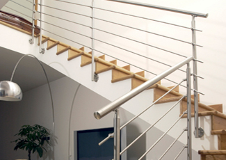 Stainless Steel Handrails - Rio Rancho, NM