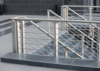 Stainless Steel Handrails - Lee Acres, NM